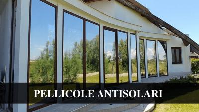Pellicole anti solari - Sicurezza